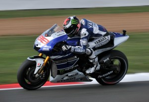 Jorge Lorenzo, Race winner.