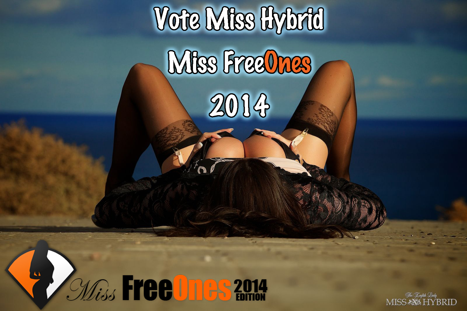 Miss Hybrid video reminder, Miss Hybrid, Miss FreeOnes 2014