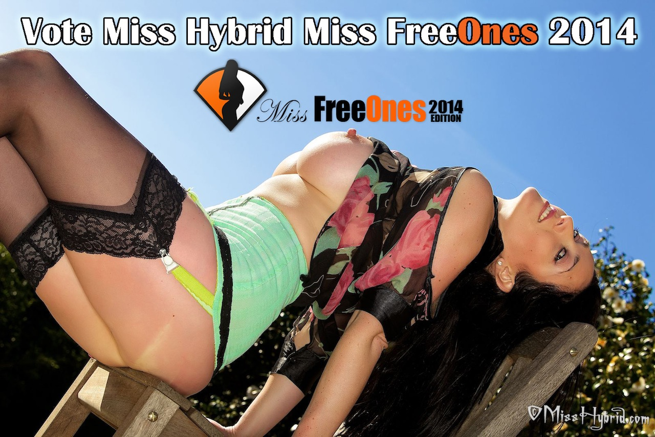 Day 4 Of The Final Round, Vote miss Hybrid, Miss Freeones 2014