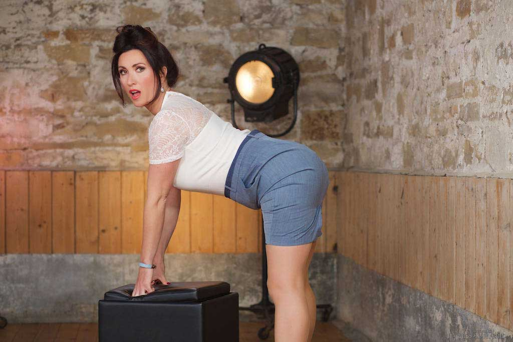 Girls on a sybian